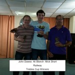 Trebles Winners